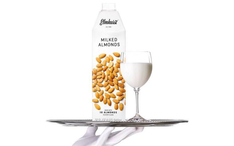 Empresa líder de la industria láctea cambia la leche animal por vegetal