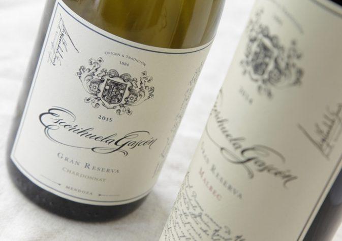 Escorihuela Gascón suma el Chardonnay a su línea de alta gama