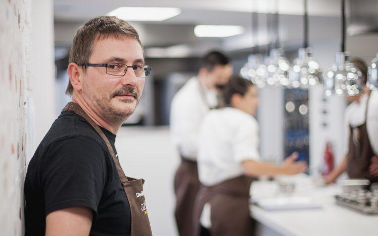 Charla Abierta del Chef Andoni Luís Aduriz en Casa Cavia