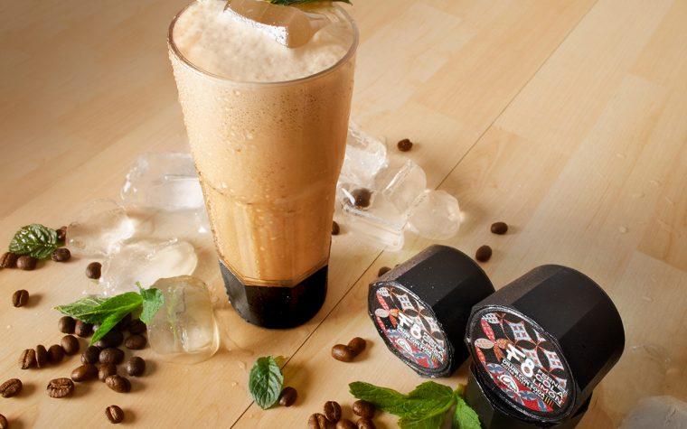 Smartdrink, los tragos en cápsula introducen al café como ingrediente
