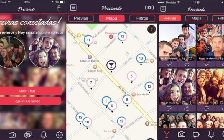 Aplicaciones para localizar los bares más cercanos