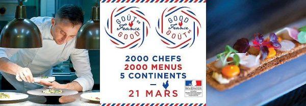 """Vuelve el """"Goût de France"""": sabores de Francia para el mundo"""