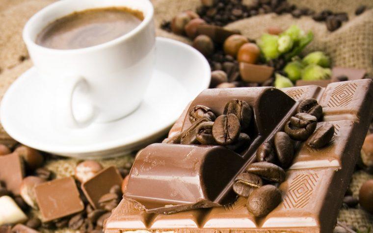 Consumir chocolate y café mejora la capacidad de atención