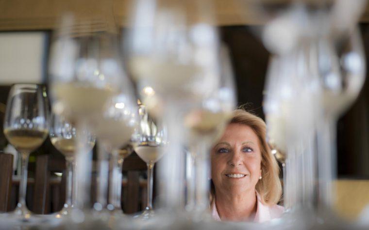 Susana Balbo se expresa con el nuevo Chardonnay de su línea Crios