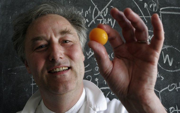Herve This, el padre de la gastronomía molecular, visita Argentina