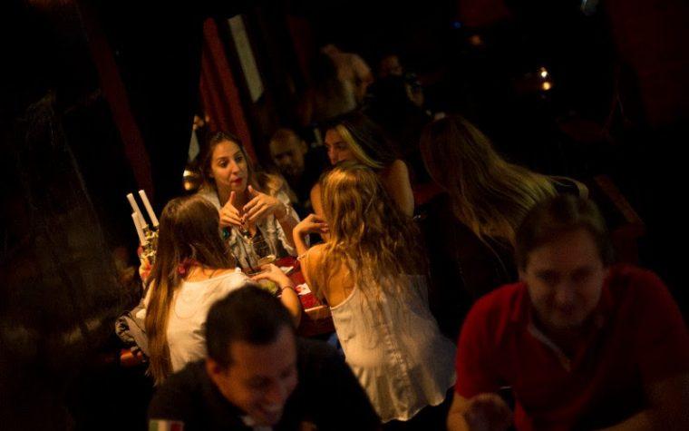 El día de la mujer se celebra entre chicas en Portezuelo
