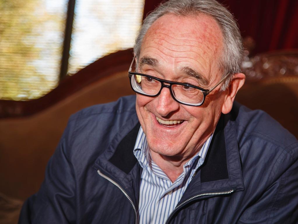"""El enólogo Jean Claude Berrouet presenta su vino """"Las Notas"""""""