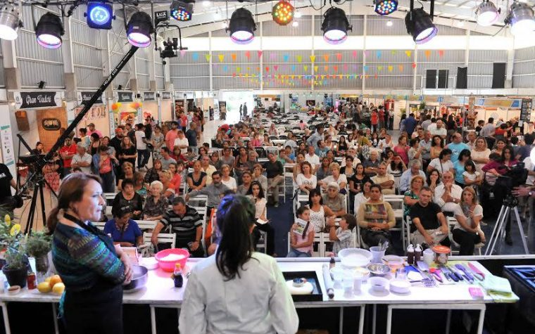 Festival Peperina: fiesta gastronómica en Alta Gracia