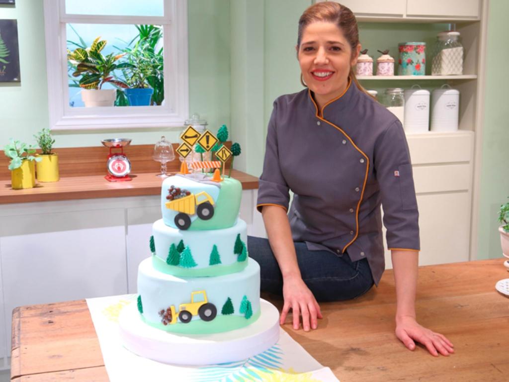 Pastelería de Fiesta, el nuevo programa de Isabel Vermal