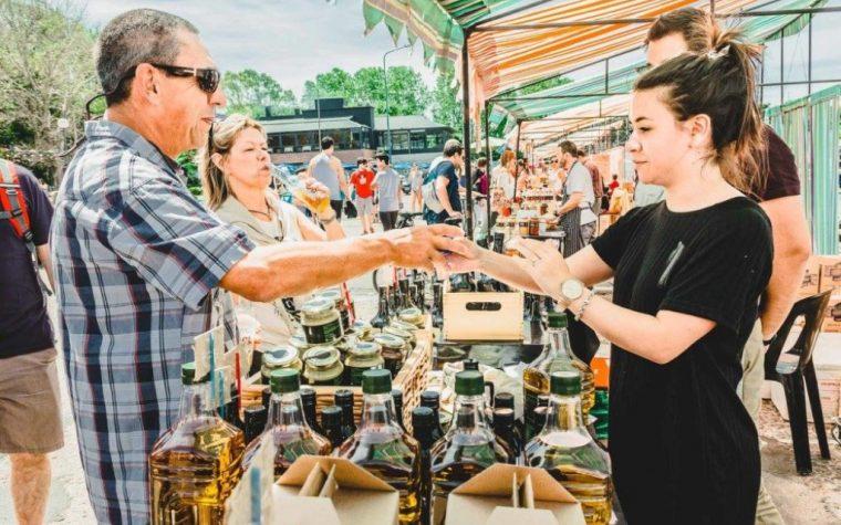 Buenos Aires Market vuelve al Parque Rivadavia en Caballito