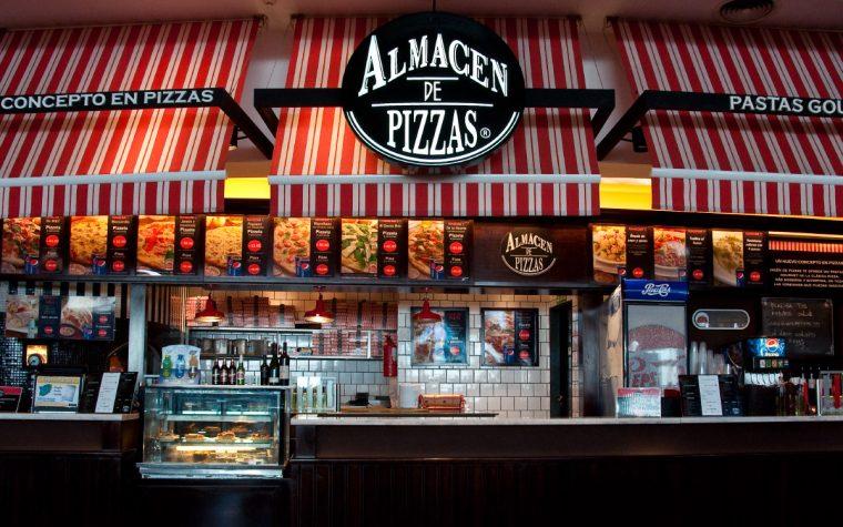 Almacén de Pizzas se renueva y se expande