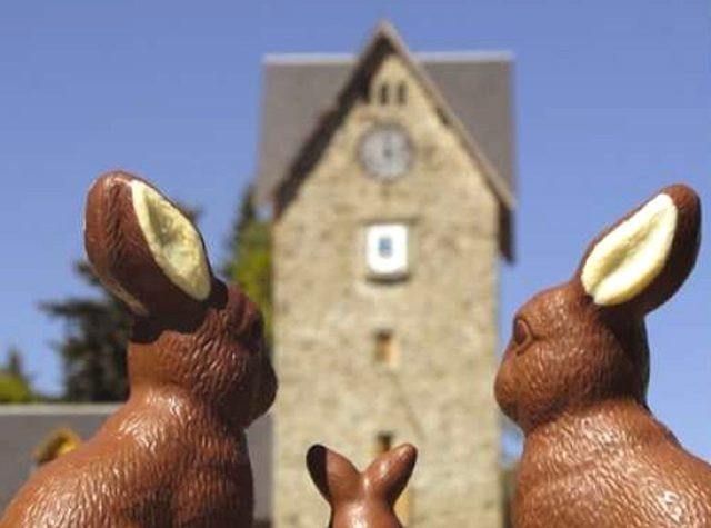 Bariloche inauguró la Fiesta Nacional del Chocolate