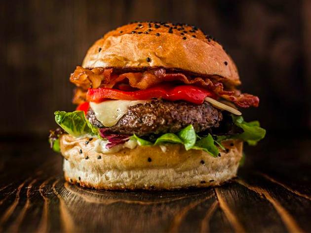 """Lanzan un concurso para elegir """"La mejor hamburguesa de la Ciudad"""""""