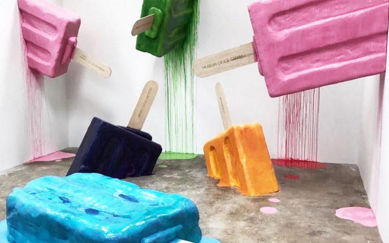 El 'Museo del helado' se realizará en Los Angeles