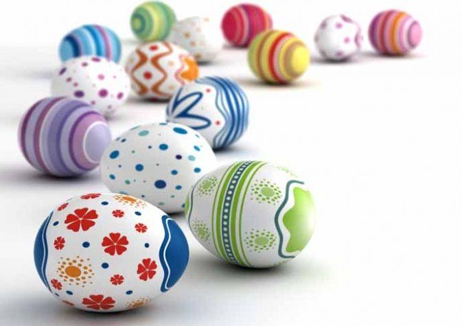 Pascua: ¿Por qué regalamos huevos y conejos de chocolate?