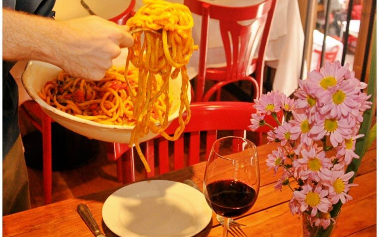 Comenzó la Semana de la Cocina Italiana