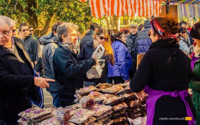 Buenos Aires Market: fin de semana de feria en Villa Devoto