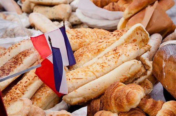 Le Marché: delicias francesas en Plaza Francia