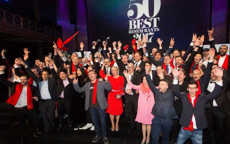 Ya llega una nueva edición de los Latin America's 50 Best Restaurants 2018