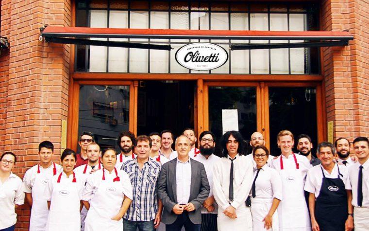 Trattoria Olivetti: cinco años de auténtica cucina italiana