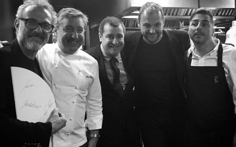 Los mejores chefs del mundo debaten sobre el futuro de la gastronomía