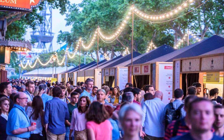 Buenos Aires presente en la feria Tast a La Rambla de Barcelona