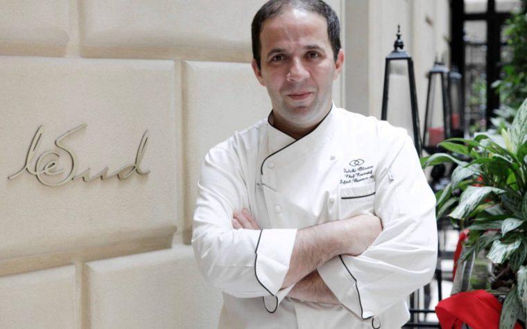 Olivier Falchi es el nuevo chef de Air France