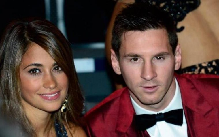 Así podría ser el menú del casamiento de Lionel Messi