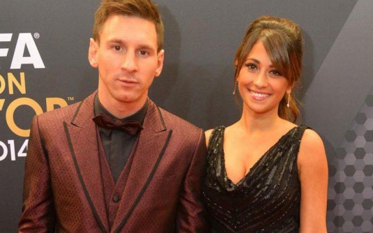El souvenir del casamiento de Messi: tradicional y bien argentino