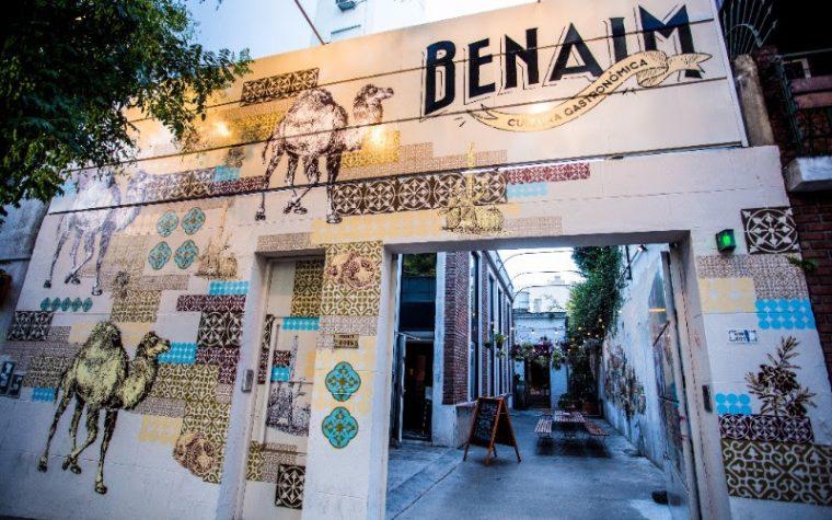 Tierra de Nadie visita Benaim: una velada para no perderse