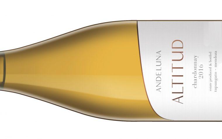 Un Chardonnay con altura, lo nuevo de Bodega Andeluna
