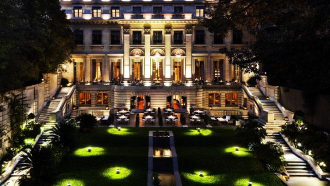 """En clave francesa, vuelve al Palacio Duhau """"Masters of Food & Wine"""""""