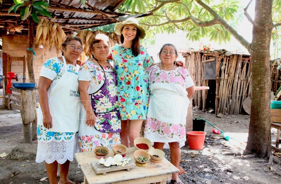 """""""Abuelita linda"""", un recorrido por la cocina tradicional mexicana en El Gourmet"""