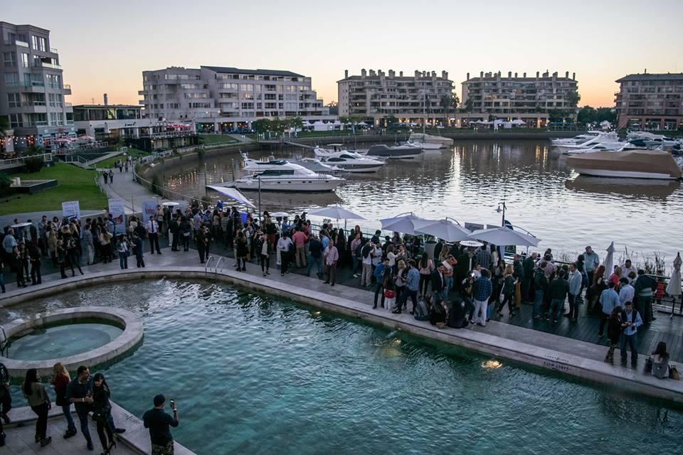"""""""Vinos al Río"""" presenta su 4ª edición en Nordelta"""