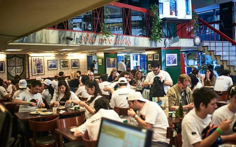 Vuelve la Muza 5k, la gran maratón de pizzerías porteñas