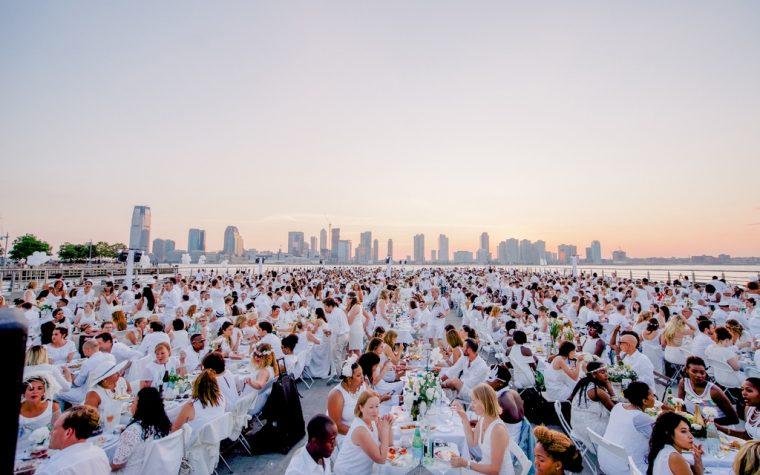 Le Dîner en Blanc, el picnic más exclusivo del mundo, llega a Buenos Aires
