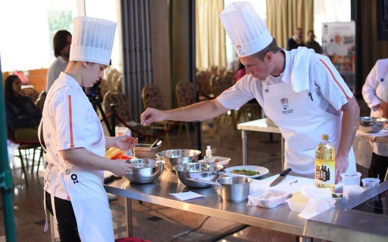 Se viene el primer Torneo Latinoamericano de Chefs