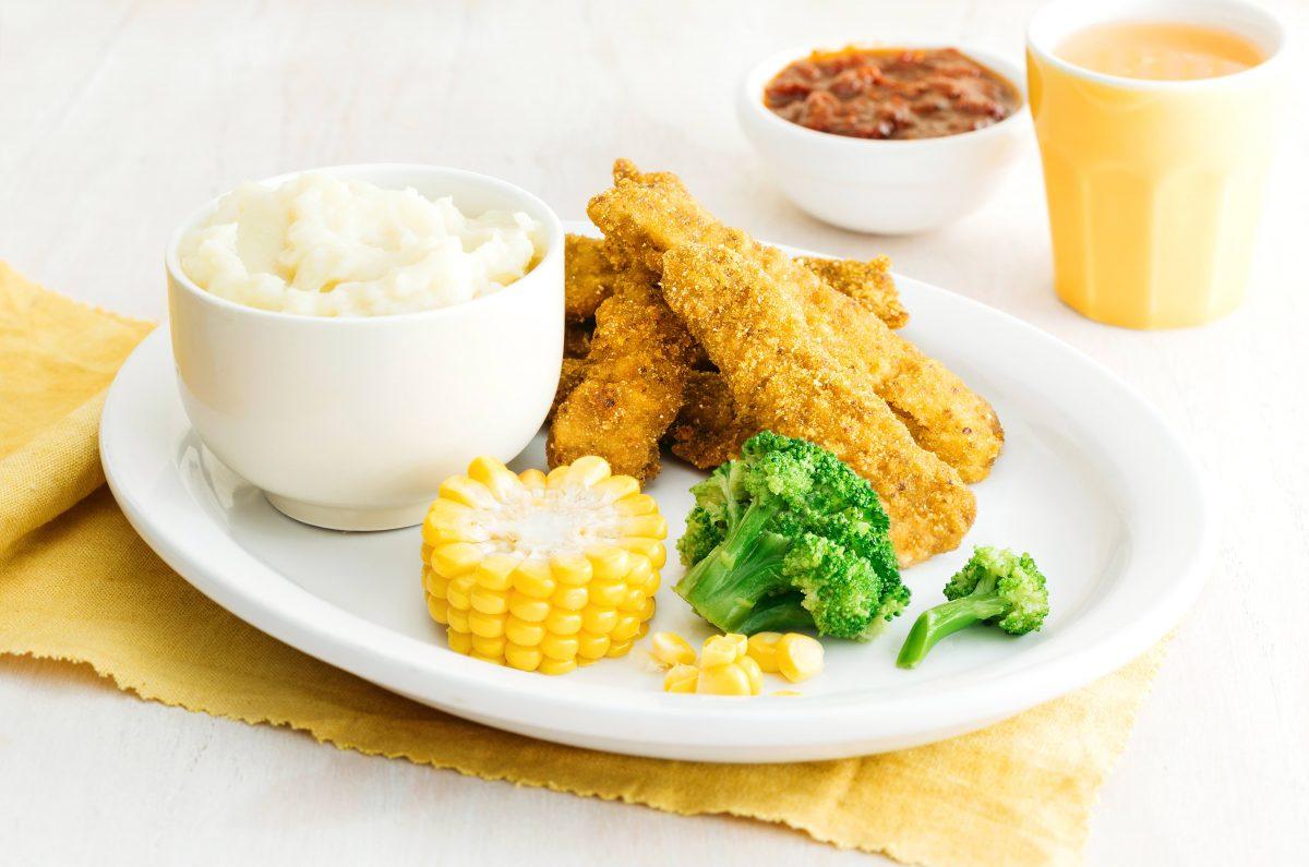 Greenitos, la nueva propuesta saludable de Green Eat para los más chicos