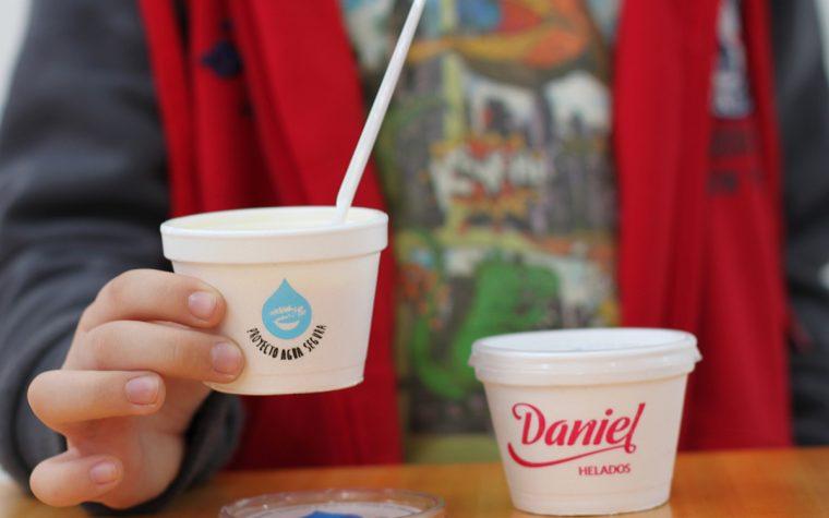 Helados Daniel encabeza una jornada solidaria por el Día del Niño