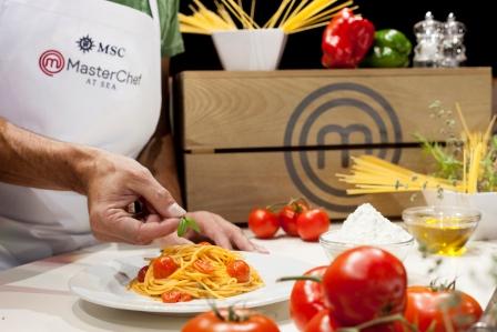 MSC MasterChef: entretenimiento y gastronomía a bordo de la flota de cruceros