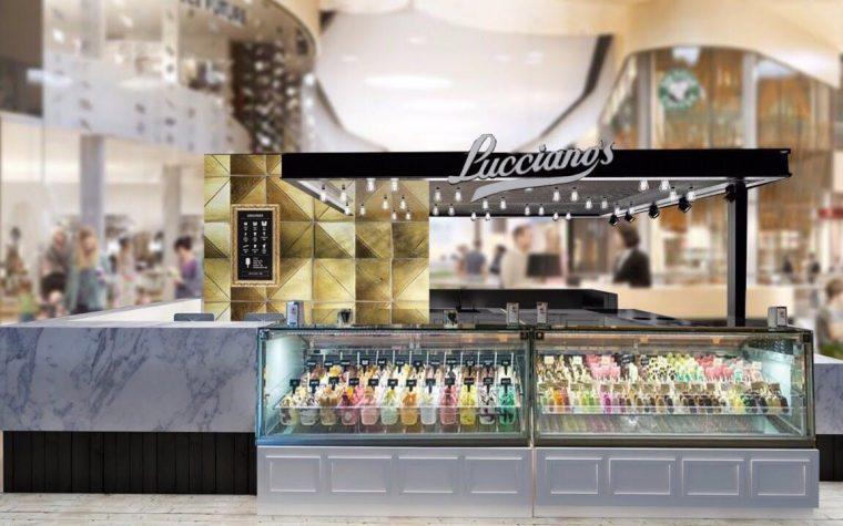 Lucciano's, el gran reinventor de helados, abrió en el Abasto