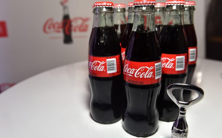 Coca-Cola lanzó un millonario concurso