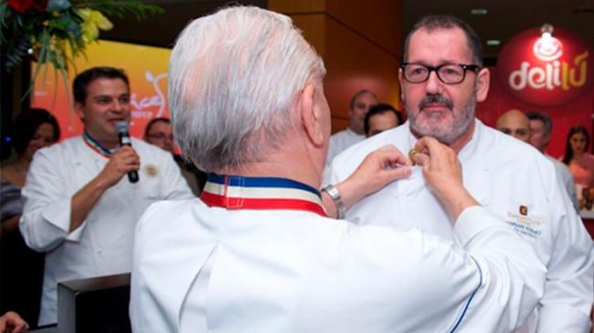 Seis chefs argentinos ingresaron a la Academia Culinaria Francesa