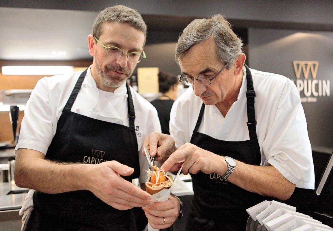Cansado de la presión, otro chef Michelin devolvió sus estrellas