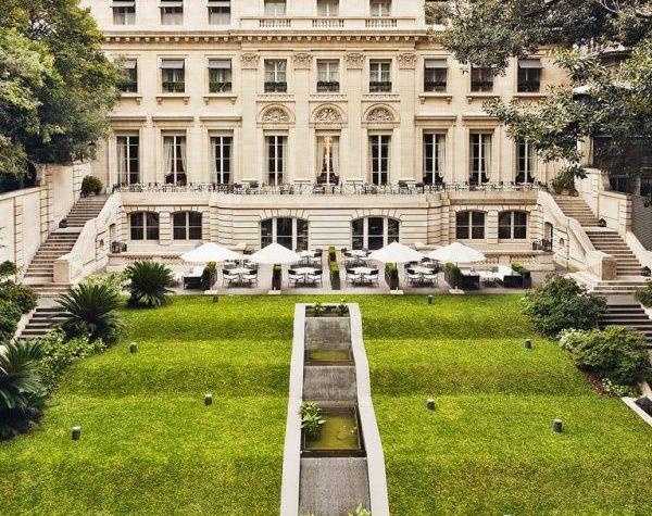 Con la primavera, vuelve el Brunch francés al Palacio Duhau