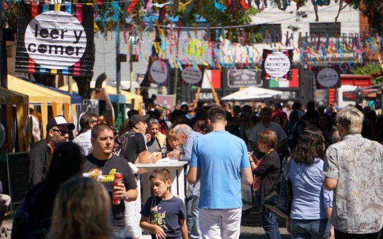 Vuelve la Feria Leer y Comer