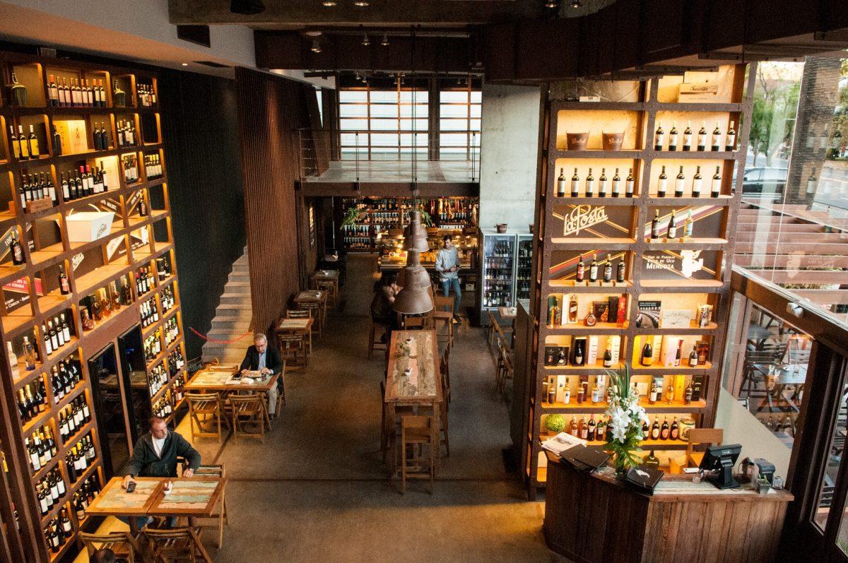 Abrió The Pick en Olivos: mercado, pastelería, restaurante y algo más