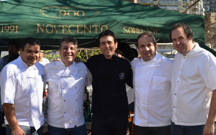 Ciclos Culinario en Novecento: una rica excusa en Las Cañitas