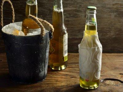 Tres trucos para enfriar rápidamente la cerveza