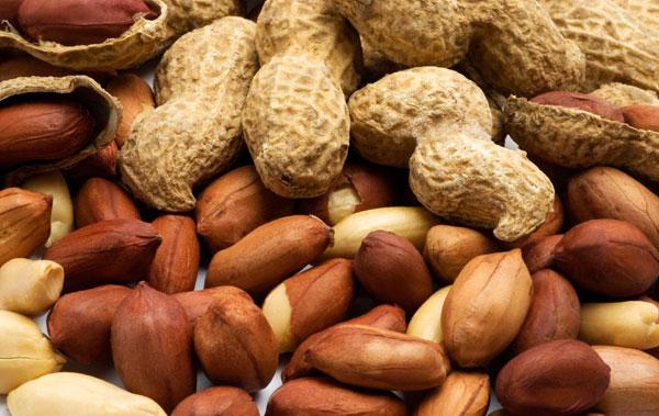 Los beneficios de comer maní